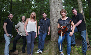 Eileen Ivers with Band