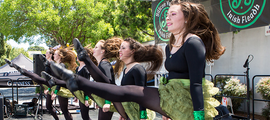 Fleadh Action in the Valley