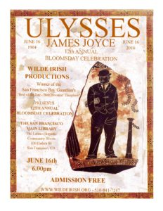 Bloomsday 2016
