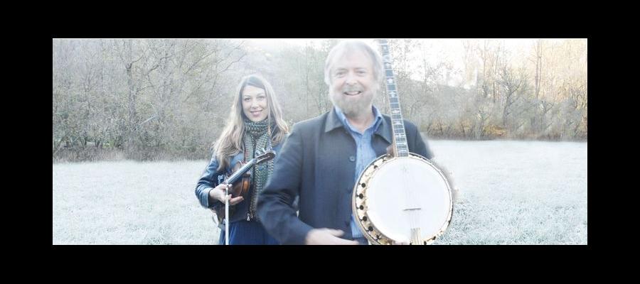 Mick Moloney & Athena Tergis