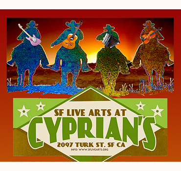 SF Live Arts at St. Cyprian's
