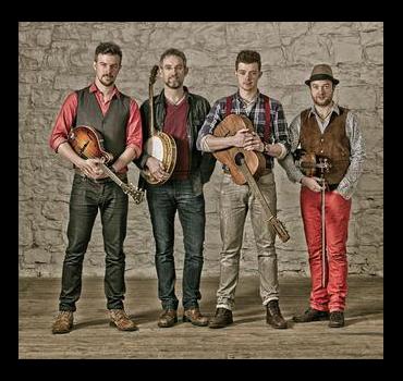 We Banjo 3 & Skerryvore