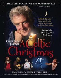 Celtic Christmas 2020 Ucsc Recital Hall Past Events – Irish Culture Bay Area
