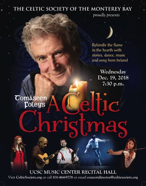 Celtic Christmas 2020 Ucsc Recital Hall A Celtic Christmas – Irish Culture Bay Area