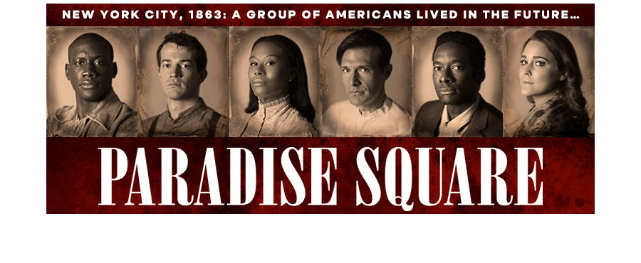 Paradise Square: A New Musical