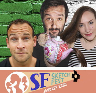 Sketchfest: Irish as Feck