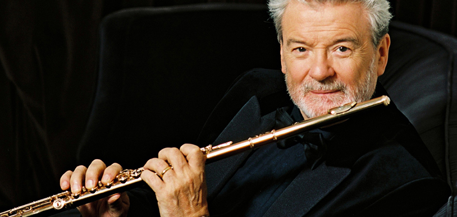 James Galway at SF Symphony